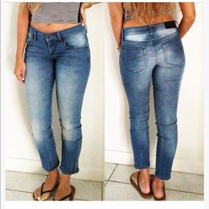 Diesel Grupee Super Slim Skinny Jeans 0833V Wash